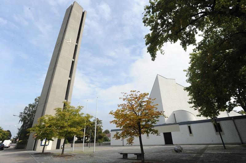 Kirche Königin des Friedens (Foto: Marcus Merk)