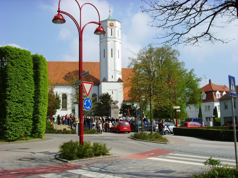 Kirche St. Jakobus (Foto: Stadt Gersthofen)