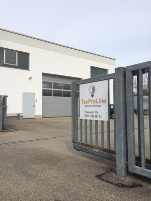 TecProLine Consulting  Industriemontage