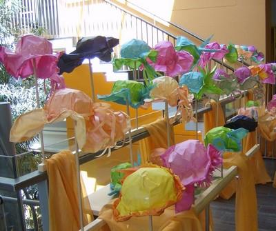 Kreative Sommerhüte selbst gemacht