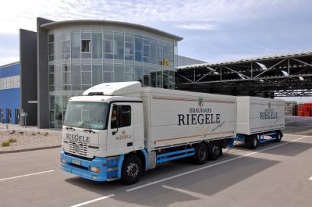 Riegele Logistikzentrum