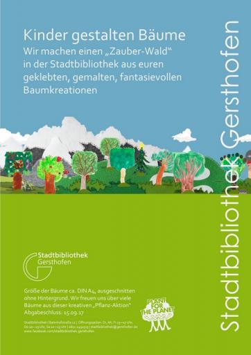 """""""Zauberwald"""" in der Stadtbibliothek"""
