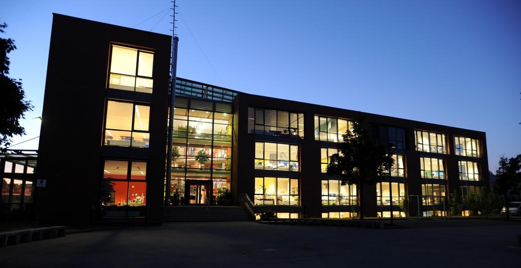 Internationale Schule (Foto: Merk)