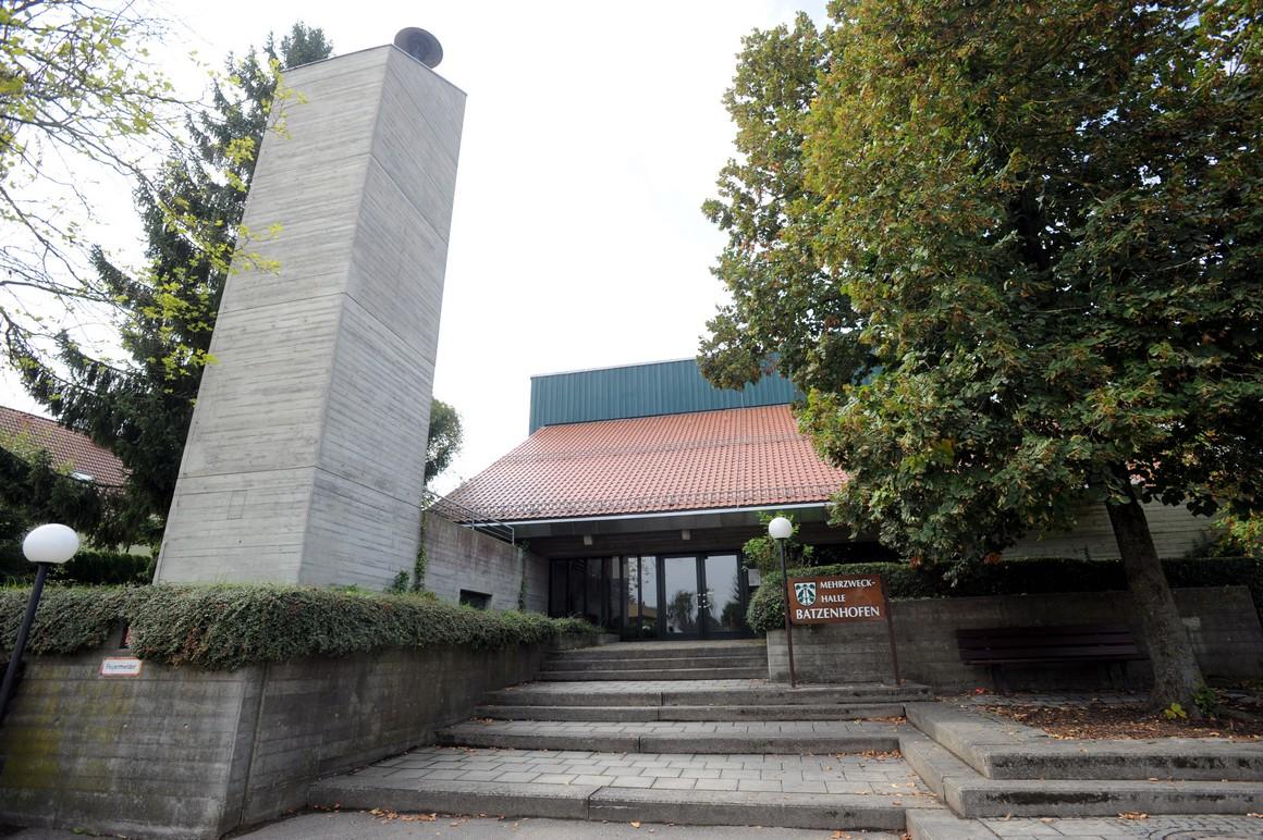 Mehrzweckhalle Batzenhofen