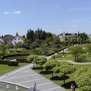 Stadtpark Gersthofen (Foto: Merk)