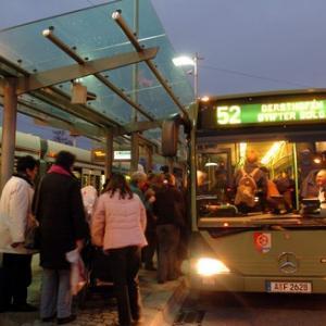Eine Buslinie der Gersthofer Verkehrsgesellschaft mbH (Foto: Merk)