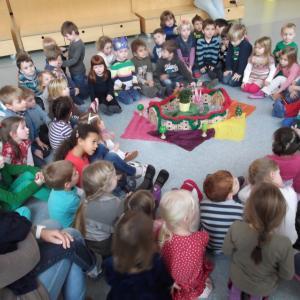 Kindertagesstätte St. Hedwig (Foto: Bolin)