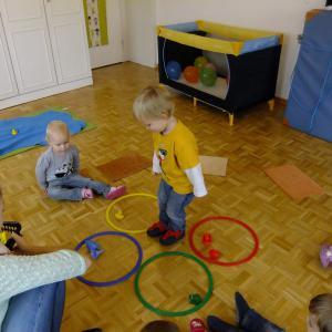 Kinderkrippe Kindervilla (Foto: Kindervilla)