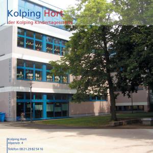 Kolpinghort in der Goetheschule, Gersthofen