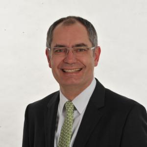 Erster Bürgermeister Michael Wörle