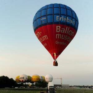 Erster Ballonmuseumscup 2014 (Foto: Marcus Merk)