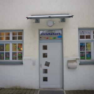 Ulrichhort in der Pestalozzischule (Foto: Ludwig)
