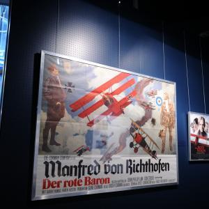 """Ausstellung """"Der Rote Baron"""" im Ballonmuseum Gersthofen (Foto: Merk)"""