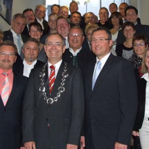 Der neue Stadtrat 2014 - 2020