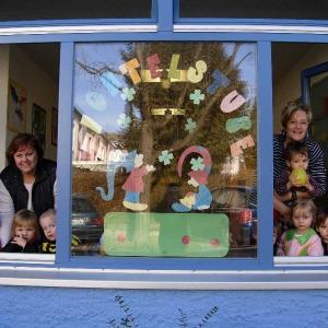 Kinderkrippe Wichtelstube in der Kita St. Elisabeth, Johannes Straße 6