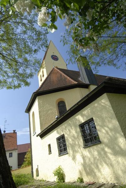 Bekenntniskirche (Foto: Marcus Merk)