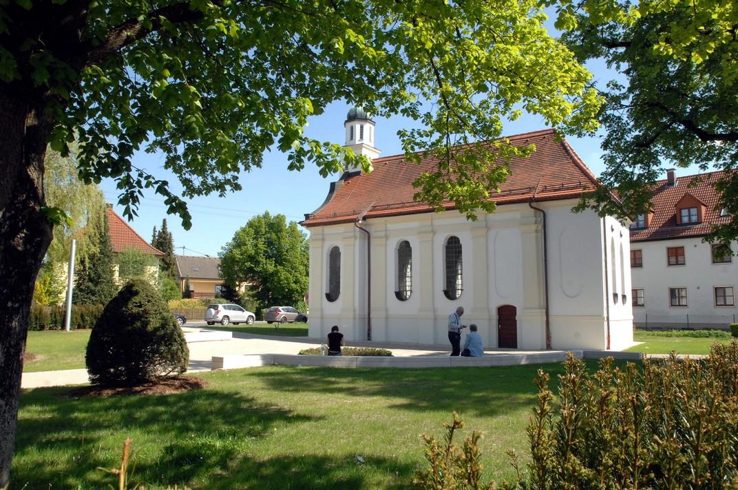 Kapelle St. Emmeram (Foto: Marcus Merk)