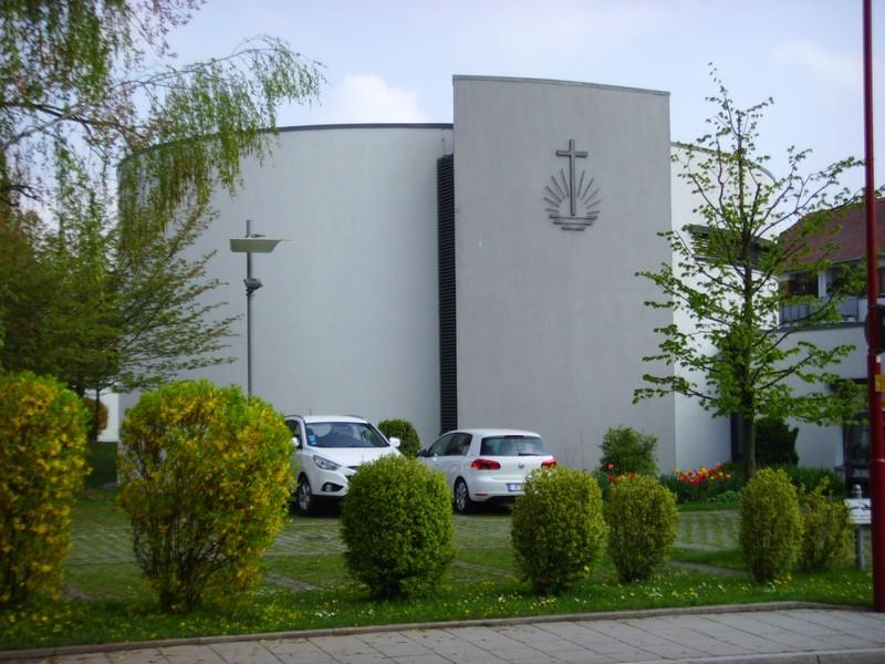 Neuapostolische Kirche (Foto: Stadt Gersthofen)