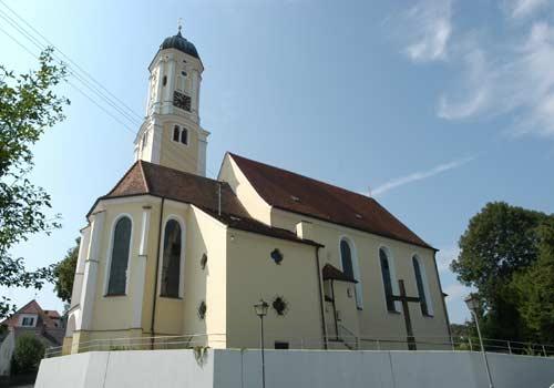 Kirche St. Martin (Foto: Axel Weiss)