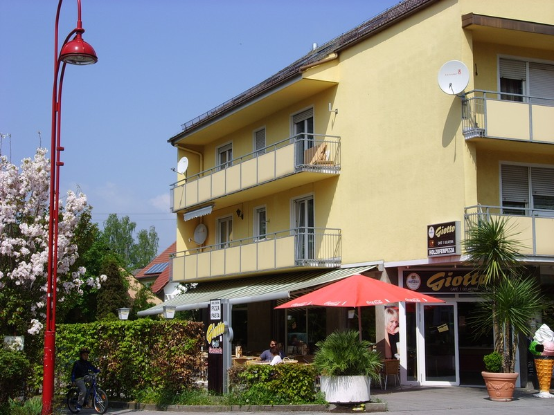 Eiscafe, Restaurant Giotto (Foto: Stadt Gersthofen)