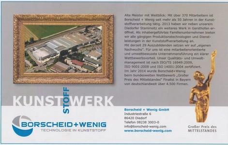 Borscheid + Wenig GmbH