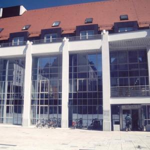 Mairie Gersthofen, Rathausplatz 1 (Photo: Marcus Merk)