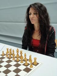Schach mit Martina Hornik in der Stadtbibliothek