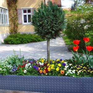 Frühjahrsbepflanzung 2013 (Foto: Stadt Gersthofen)