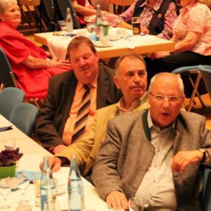 Bunter Nachmittag für Senioren am 25.05. (Foto: Herbert Ranz)