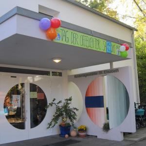 Tag der offenen Tür in der Kita St. Elisabeth (Foto: Margit Müller)