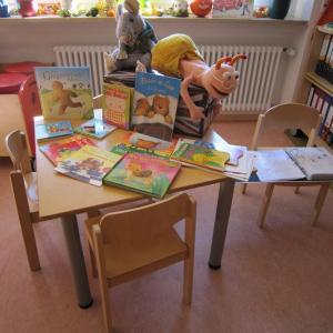 Infos zur englischen Sprachförderung  (Foto: Margit Müller)