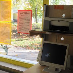 Infos zur Vorschularbeit  (Foto: Margit Müller)