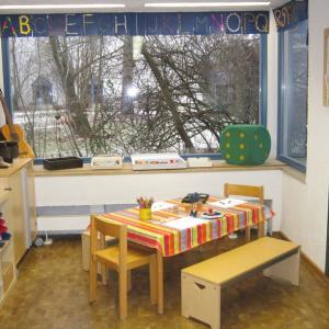 Vorschulecke (Foto: Kita St. Elisabeth)