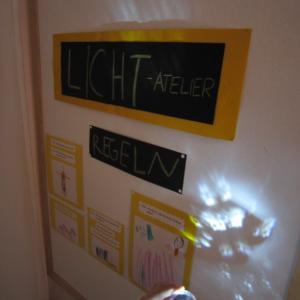 Lichtatelier (Foto: Kita St. Elisabeth)