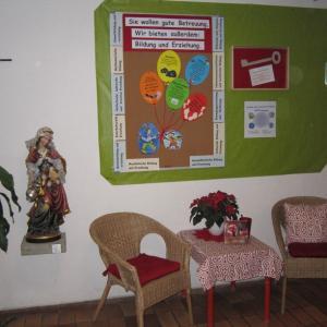 Eingangsbereich (Foto: Kita St. Elisabeth)
