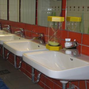 Sanitärbereich (Foto: Kita St. Elisabeth)