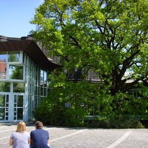 Stadthalle am Stadtpark (Foto: Stadt Gersthofen)