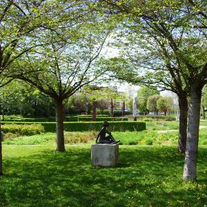 Stadtpark (Foto: Stadt Gersthofen)