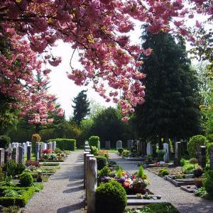 Friedhof Gersthofen (Foto: Stadt Gersthofen)