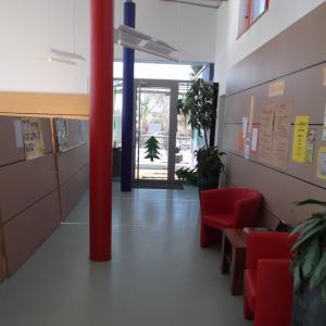 Eingangsbereich (Foto: Bolin)