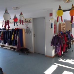 Garderobe (Foto: Bolin)