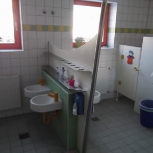Sanitärbereich (Foto: Bolin)