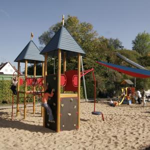 Kinderspielplatz an der Jenaer Straße (Foto: Marcus Merk)