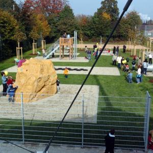 Kinderspielplatz (Foto: Marcus Merk)