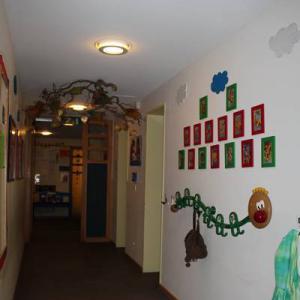 Flur (EG) Foto: Kolpingkindergarten