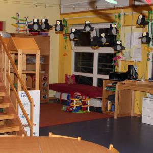 Schmetterlinge - Gruppenraum (Foto: Kolpingkindergarten)