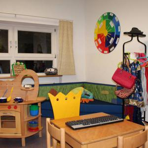Regenbogenkäfer - Nebenraum (Foto: Kolpingkindergarten)