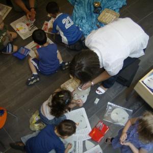 Partner Stadtbibliothek & Kindergarten