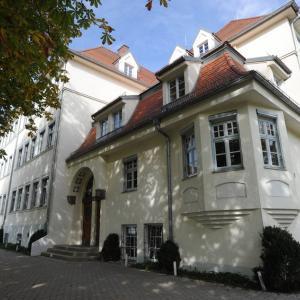 Grundschule Pestalozzischule, Brucknerstraße 1 (Foto: Merk)