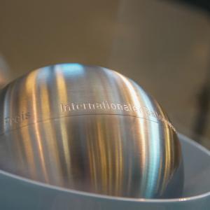Pokal: Ballonmuseumscup (Foto: Saśa Jukciċ)